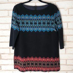 St John Knit Tunic Shirt Sz M